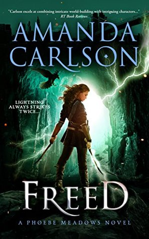 Review: 'Freed' by Amanda Carlson