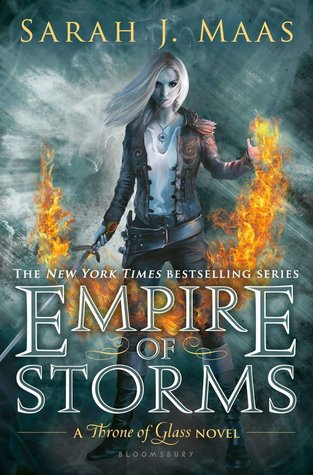 Review: 'Empire of Storms' by Sarah J. Maas