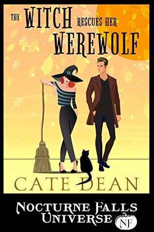 ARC Review: 'The Witch Rescues Her Werewolf' by Cate Dean