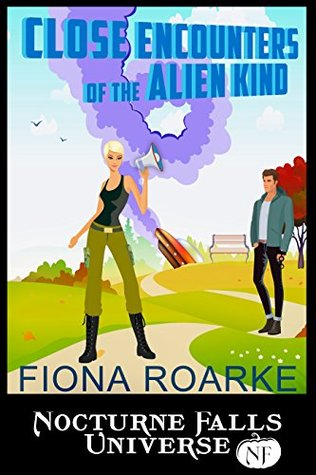 ARC Review: 'Close Encounters of the Alien Kind' by Fiona Roarke