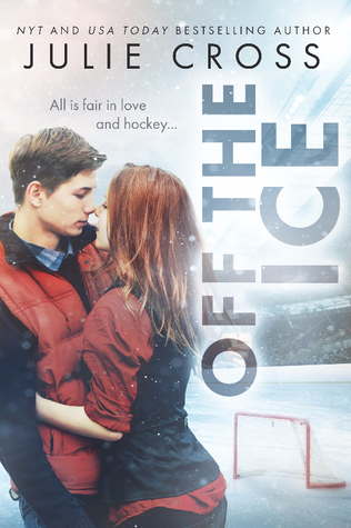 ARC Review: 'Off the Ice' by Julie Cross