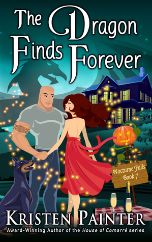 ARC Review: 'The Dragon Finds Forever' by Kristen Painter
