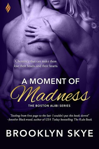 ARC Review: 'A Moment of Madness' by @brooklyn__skye
