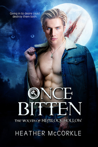 ARC Review: 'Once Bitten' by Heather McCorkle (Excerpt + #Giveaway)