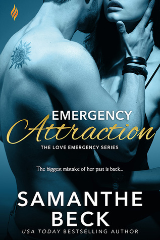 ARC Review: 'Emergency Attraction' by @SamantheBeck1