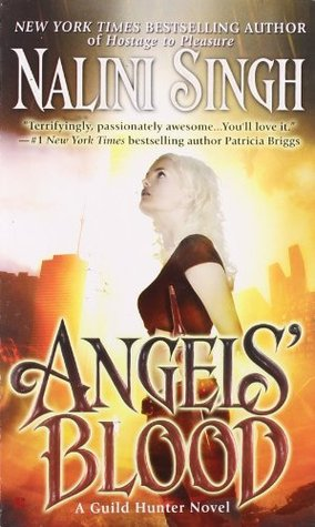 Re-post Review: 'Angel's Blood' by Nalini Singh