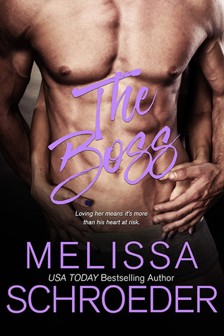 Review: 'The Boss' by Melissa Schroeder
