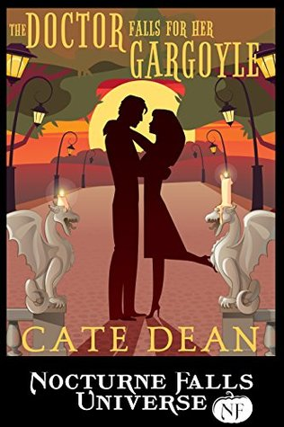 ARC Review: 'The Doctor Falls For Her Gargoyle' by Cate Dean