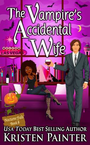 ARC Review: 'The Vampire's Accidental Wife' by Kristen Painter