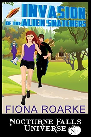 ARC Review: 'Invasion of the Alien Snatchers' by Fiona Roarke