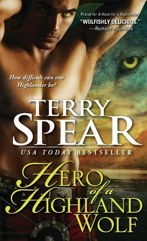 Review: 'Hero of a Highland Wolf' by Terry Spear