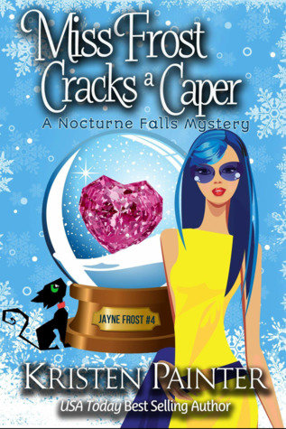 ARC Review: 'Miss Frost Cracks a Caper' by Kristen Painter