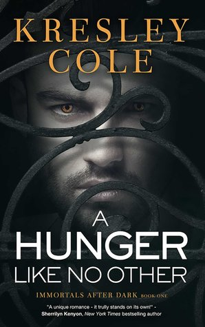 Review: 'A Hunger Like No Other' by Kresley Cole