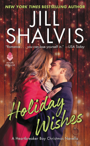 Review: 'Holiday Wishes' by Jill Shalvis