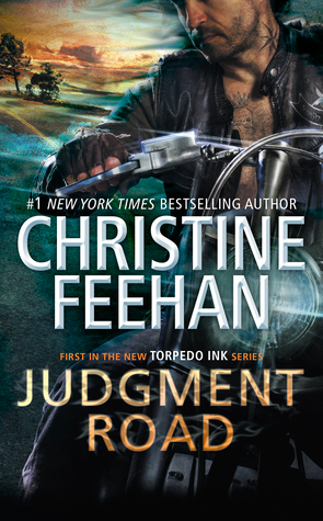ARC Review: 'Judgment Road' by Christine Feehan