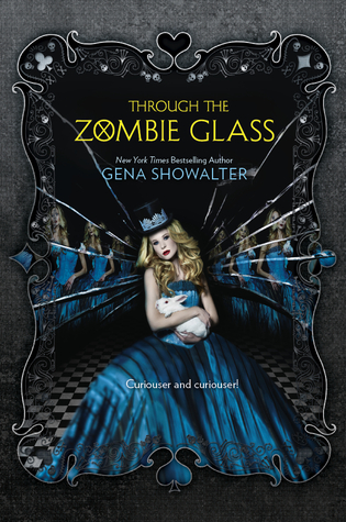 Review: 'Through the Zombie Glass' by Gena Showalter