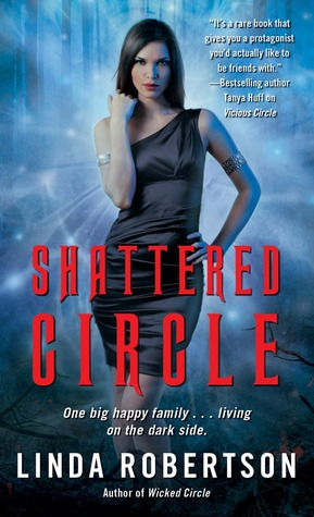 ARC Review: 'Shattered Circle' by Linda Robertson