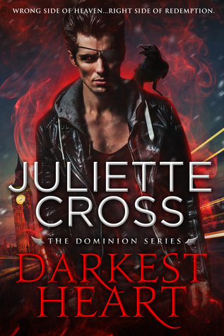 ARC Review: 'Darkest Heart' by Juliette Cross