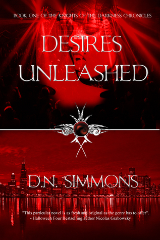 Review: 'Desires Unleashed' by D.N. Simmons