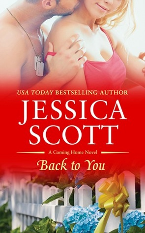 ARC Review: 'Back to You' by Jessica Scott