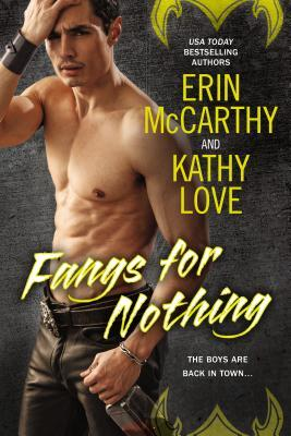 ARC Review: 'Fangs for Nothing' by Erin McCarthy & Kathy Love