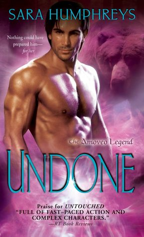 ARC Review: 'Undone' by Sara Humphreys