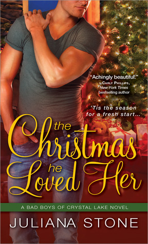 ARC Review: 'The Christmas He Loved Her' by Juliana Stone