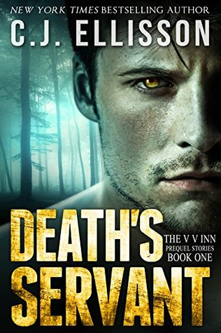 ARC Review: 'Death's Servant' by C.J. Ellisson