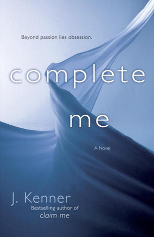 ARC Review: 'Complete Me' J. Kenner