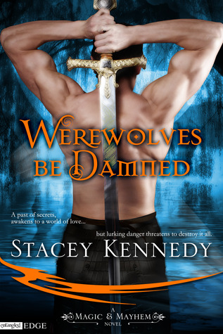 ARC Review: 'Werewolves Be Damned' by Stacey Kennedy