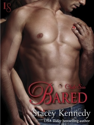 ARC Review: 'Bared' by Stacey Kennedy