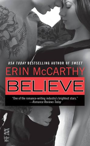ARC Review: 'Believe' by Erin McCarthy