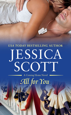ARC Review: 'All For You' by Jessica Scott