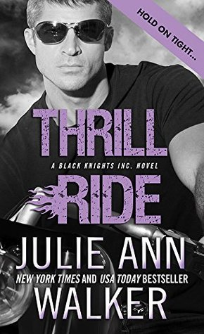 ARC Review: 'Thrill Ride' by Julie Ann Walker
