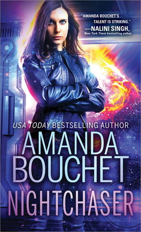 ARC Review: 'Nightchaser' by Amanda Bouchet