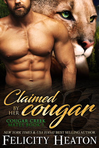 Review: 'Claimed by her Cougar' by Felicity Heaton