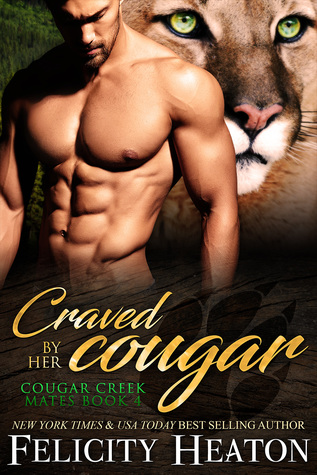 Review: 'Craved by her Cougar' by Felicity Heaton
