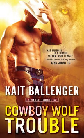 ARC Review: 'Cowboy Wolf Trouble' by Kait Ballenger