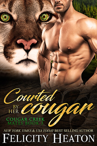Review: 'Courted by her Cougar' by Felicity Heaton