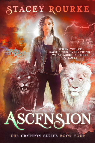 ARC Review: 'Ascension' by Stacey Rourke