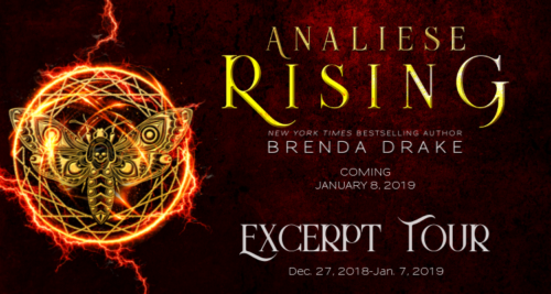Excerpt Tour: 'Analiese Rising' by @BrendaDrake