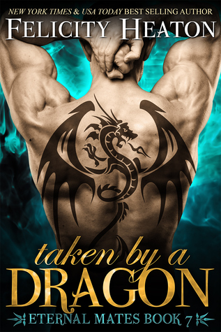 Review: 'Taken by a Dragon' by Felicity Heaton
