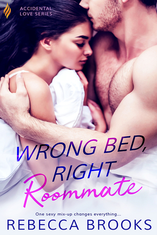 ARC Review: 'Wrong Bed, Right Roommate' by Rebecca Brooks