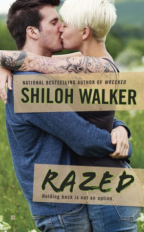 ARC Review: 'Razed' by Shiloh Walker