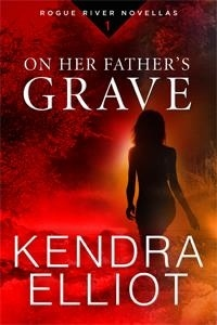 ARC Review: 'On Her Father's Grave' by Kendra Elliot