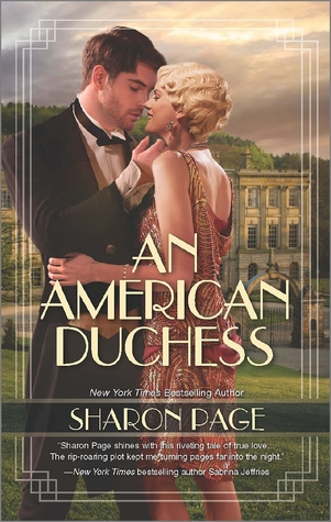 ARC Review: 'An American Duchess' by Sharon Page