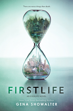 Review: 'Firstlife' by Gena Showalter #romanceopoly