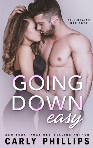 Review: 'Going Down Easy' by Carly Phillips