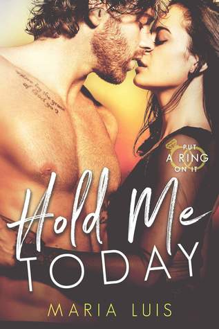 ARC Review: 'Hold Me Today' by Maria Luis