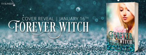 Cover Reveal: 'Forever Witch' by Billie Dale